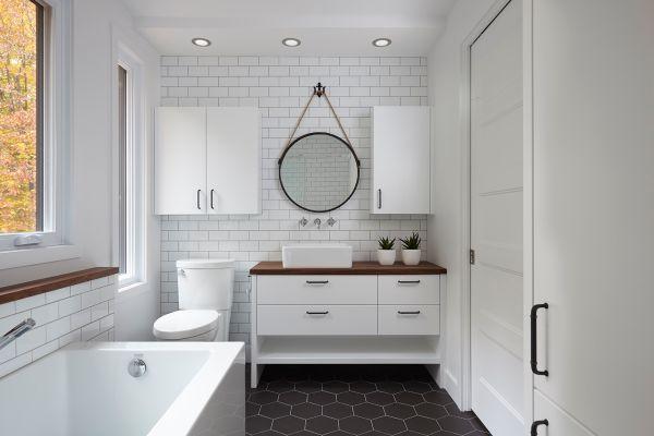 20 jolies salles de bain magazine la pi ce - Gonthier cuisine et salle de bain ...
