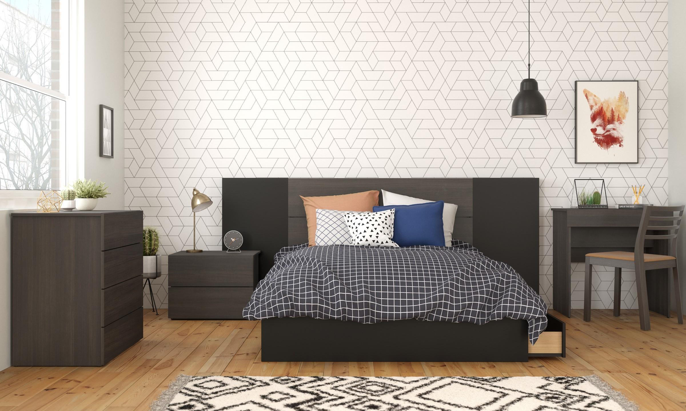 Deco Chambre Adulte 2018 guide: la parfaite chambre à coucher | magazine | la pièce