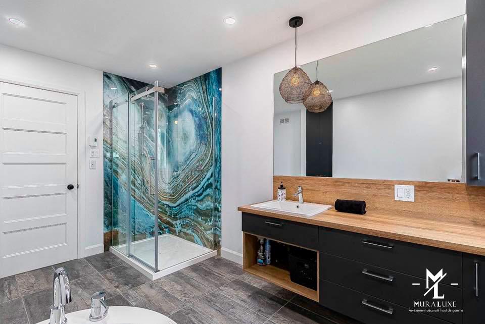 salles de bain 2020 tendances et